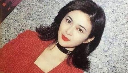 关之琳28年前旧照曝光