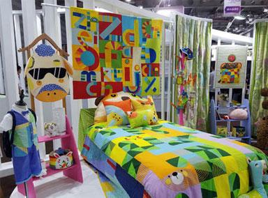 浙江:国际纺织品秋季博览会举行