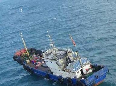 3名渔民海上氨气中毒