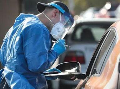 美国病毒的前景继续恶化