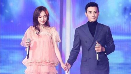 唐嫣与罗晋庆祝结婚两周年