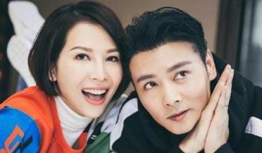 张晋和蔡少芬恋爱细节曝光