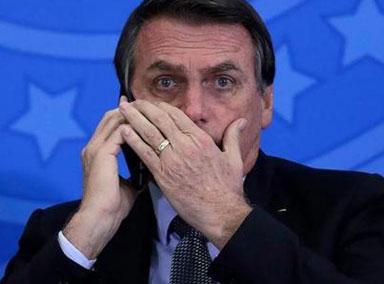 巴西总统核酸呈阳性后