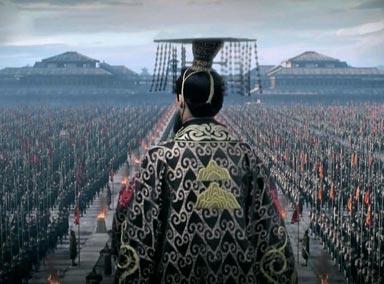 千古一帝秦始皇,嬴政历史考古纪录片,帝王风采