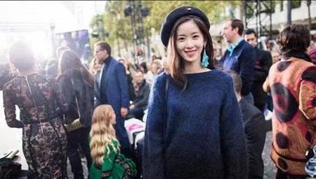 章泽天18岁采访视频曝光