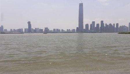 长江汉江武汉段