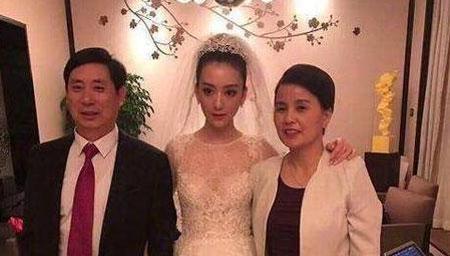 比郭富城大4岁的丈母娘曝光
