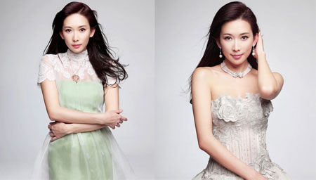林志玲婚后一年变化大
