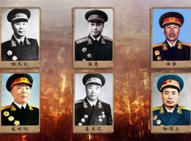 6大志愿军兵团司令员都是谁?
