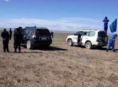警方发现在青海失联女大学生遗骸
