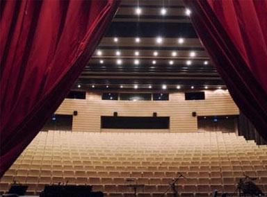 演出场所观众人数不得超过剧院座位数的50%