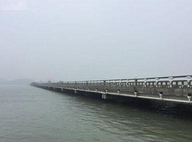 淮河干流汪集河段水位