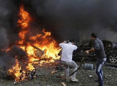 黎巴嫩贝鲁特发生爆炸