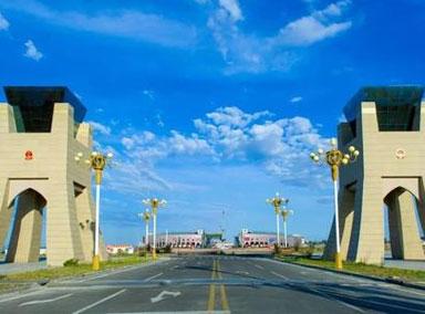 新疆霍尔果斯口岸