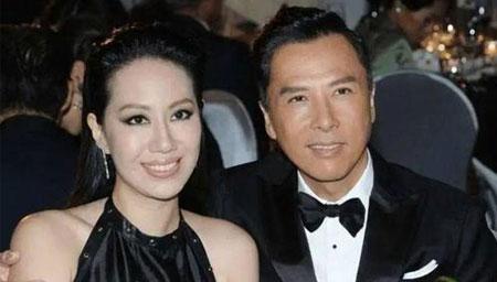 甄子丹岳父患癌症去世