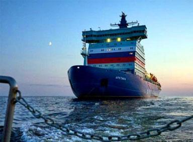 世界最大核动力破冰
