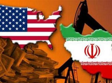 """美宣称执行""""联合国对伊朗制裁"""""""