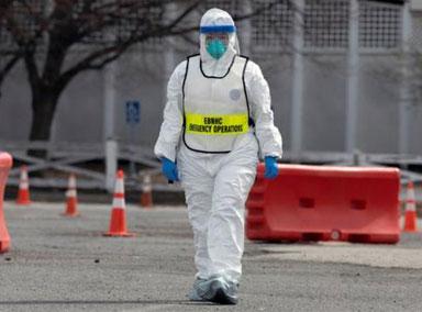 全球新冠疫情:累计确诊超3286万例